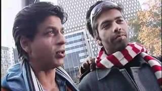ЧЕРНОВИК  105  Съёмки KANKa   1часть  (Shah Rukh Khan)