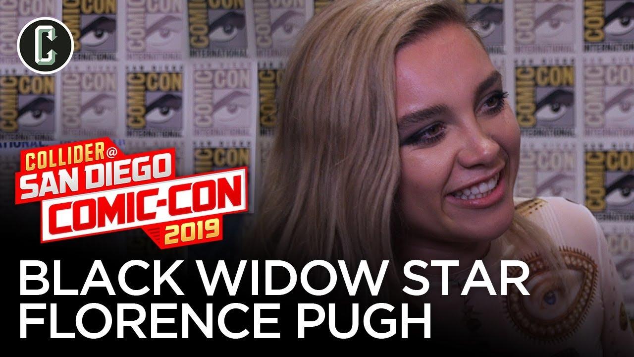 'Black Widow' Trailer: Scarlett Johansson Battles Florence Pugh ...