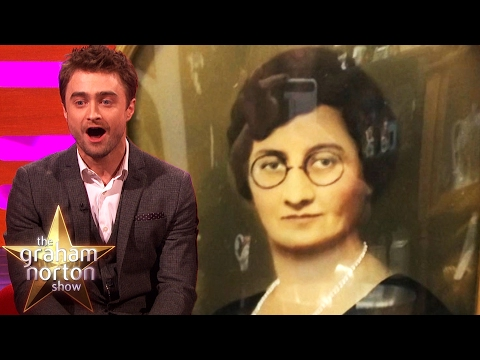 Daniel Radcliffe Has Many Lookalikes - The Graham Norton Show