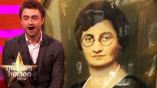 Daniel Radcliffe Is Surprised To Find Out That He Has Many Lookalikes Throughout History