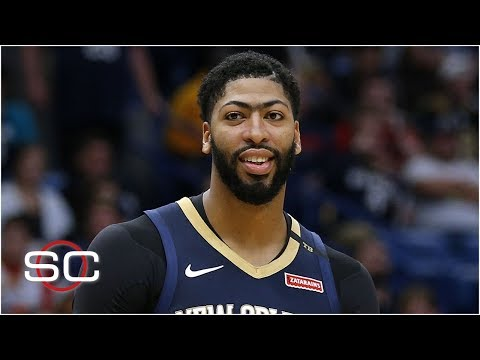 Lakers were under 'incredible pressure' to complete Anthony Davis trade - Woj   SportsCenter