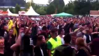 Electric love (Austria) Hardbass FM Stage - Technoboy