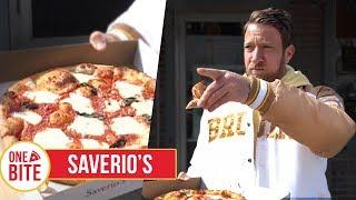 Barstool Pizza Review - Saverio's Authentic Pizza (Massapequa,NY)