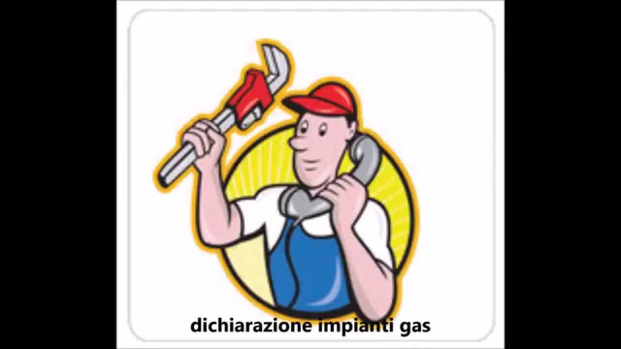 Dichiarazione di Rispondenza e Conformità Impianti Elettrici, Gas ...