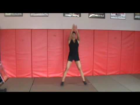 Modified Jumping Jacks