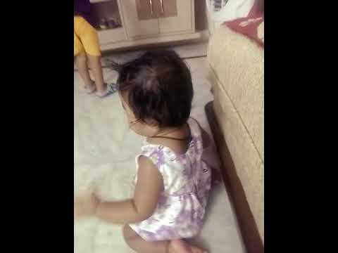 Ragama Magama Song Dance Performance..9 Months Baby