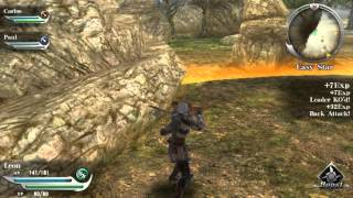 PS Vita - Valhalla Knights 3 Gameplay Part 4 - Yay I Get to Fight