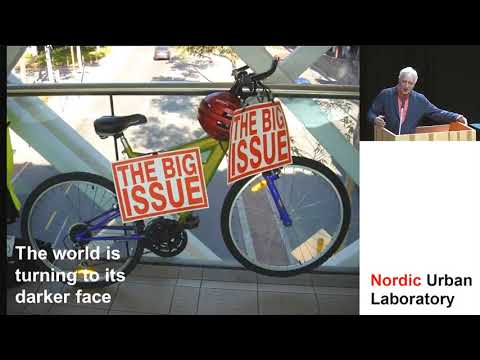 Nordic Urban Lab 2018 - keynote by Charles Landry