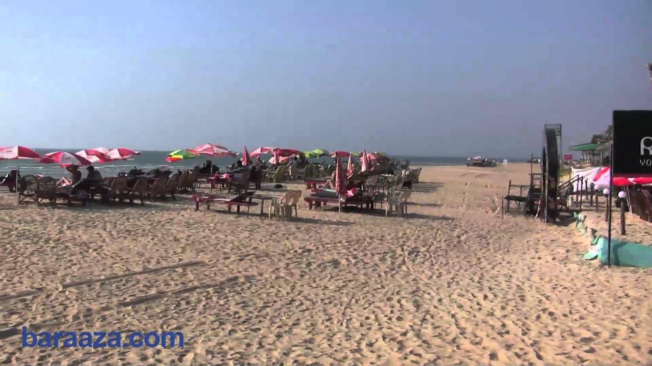 Benaulim Beach Goa India