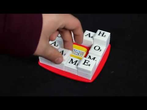 Ideal Quad doku Word Game 0C747