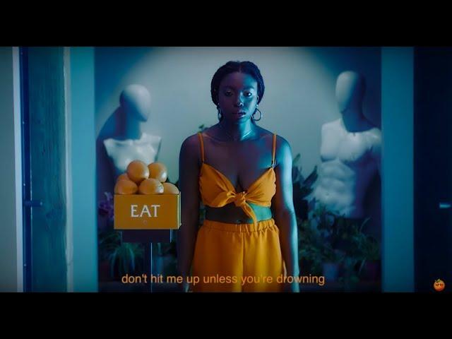 Emotional Oranges - Unless You're Drowning (Lyric Video)