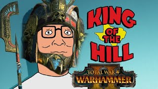 KING OF THE HILL | CATHAY CHAT & CHILL - Total War Warhammer 2 Multiplayer