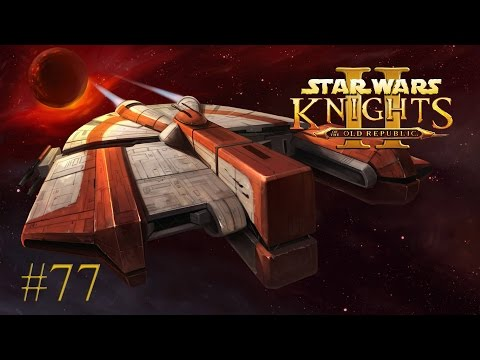 Knights of the Old Republic 2 - Malachor Prison Cells [77]