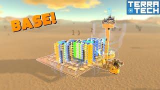Stavíme Crafting Base!   TerraTech #17