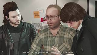 Grand Theft Auto Online: The Fleeca Heist