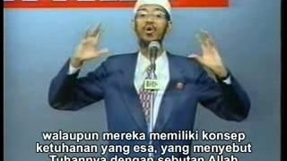 Zakir Naik - Talk About Tauhid (tauhid dalam islam) - teks indonesia