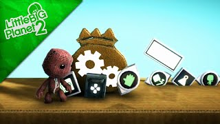 LittleBigPlanet 2 - Sackboy's First Time In LBP2 [FILM] [Film/Animation]