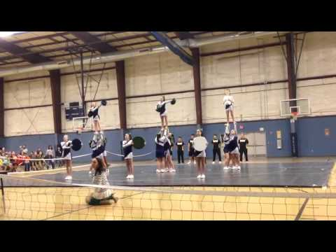 Wigwam Creek Middle School  2015 VAC Pom/Cheer Championships