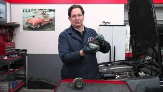 1996 to 2006 Mercedes Benz Part 11: Engine Motor Mounts