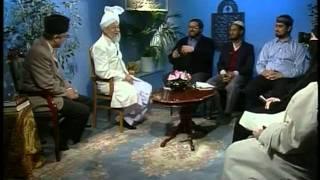 Liqa Ma'al Arab 10 June 1998 Question/Answer English/Arabic Islam Ahmadiyya