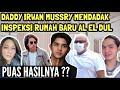 Daddy Irwan Mussry Mendadak Inspeksi Rumah Baru Aleldul Di Pejaten Puas Hasilnya