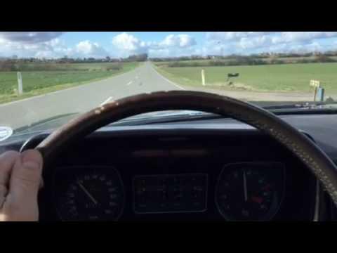V12 back on the road