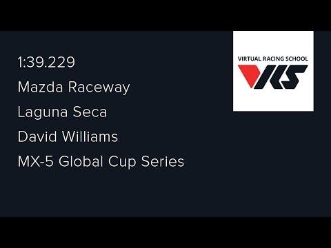2016S4 - Week 4 & 12 (Mazda Raceway Laguna Seca) - Global Mazda MX-5 Cup Series