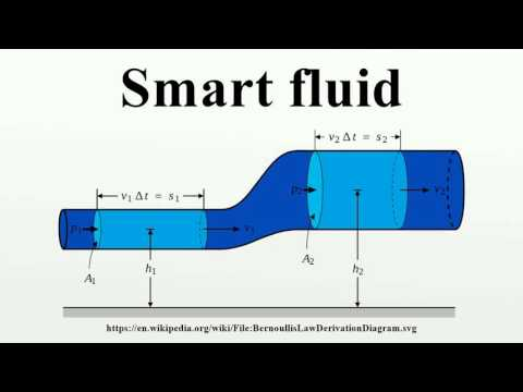 Smart fluid