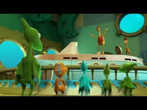 "Dinosaur Train ""Submarine Adventure"" - YouTube"