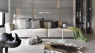 Interior Design / Modern Small Living Room 2019 / Small Living Room Decoration Ideas