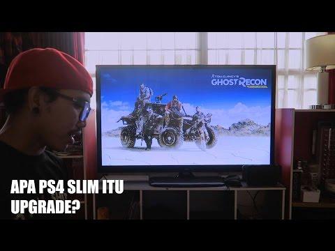 Bukabox Gadget - Playstation 4 Slim 1 TB dan Tutorial Transfer Data Dari PS4 Lama