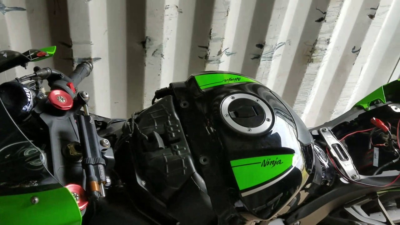 2016 zx10r/PROBLEMS