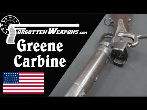 The Greene Carbine: Too Tricky for the Cavalry