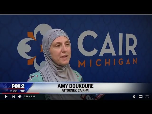 Video: CAIR-MI Files EEOC Complaint Against DTE Energy Over Friday Prayer Issue