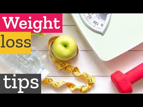 Weight loss tips: How to lose weight naturally?