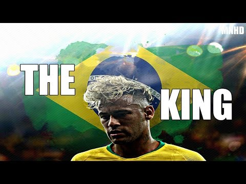 Neymar Jr ► Magic In The Air -  Mix Brazil skills and goals (HD)