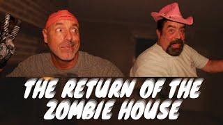 (ZOMBIE HOUSE II)PARANORMAL KICKS IT UP A NOTCH!!! WOW!!!
