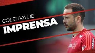 COLETIVA DE IMPRENSA - EVERTON RIBEIRO (AO VIVO)