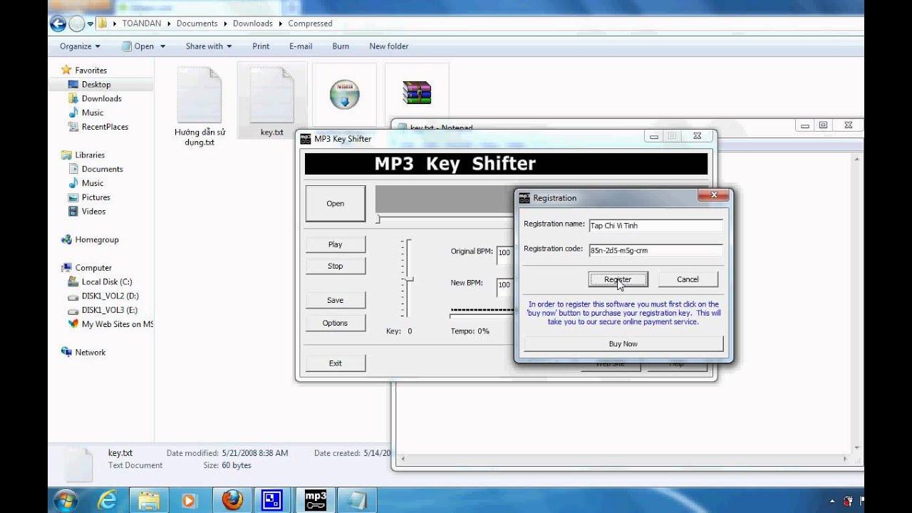 Mp3 key shifter скачать
