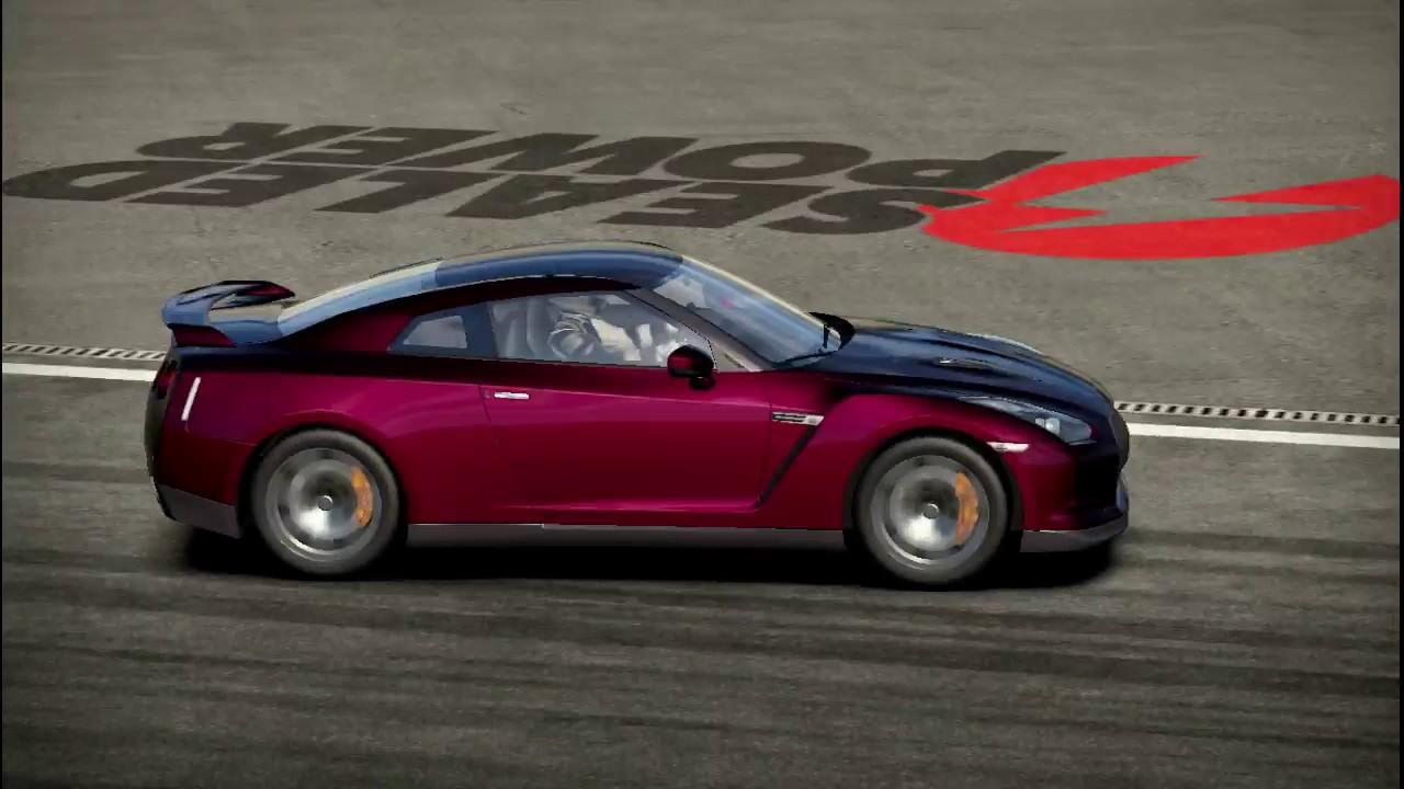 Nissan Gtr Vs Aston Martin Db9 Shift 2 Unleashed Youtube