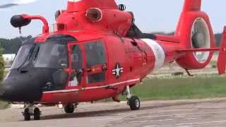 Coast Guard Eurocopter Dolphin