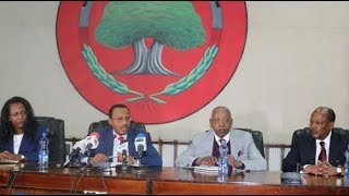 Ethiopia - The OPDO and ODF (Team Lemma and Team Lencho) meeting in Addis Ababa