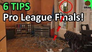 6 Tips From The Pro League Finals PENTA Sports Vs. Elevate - Rainbow Six Pro League Grand Finals thumbnail