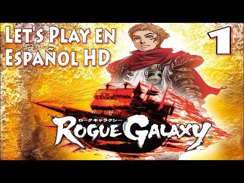 Rogue Galaxy - Let's Play - Español - Guia - Garra del Desierto: Ep 1