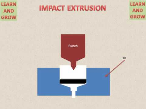 EXTRUSION AND TYPES OF EXTRUSION (हिन्दी ) ! LEARN AND GROW