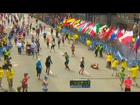 Boston Marathon Explosions: Terror at the Finish Line