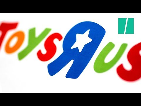 """The Demise Of Toys """"R"""" Us"""