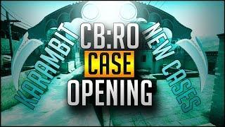 KARAMBIT OPENING ? CS:GO IN ROBLOX CB:RO CASE OPENING 2017 - ROBLOX CB:RO Case Opening Video