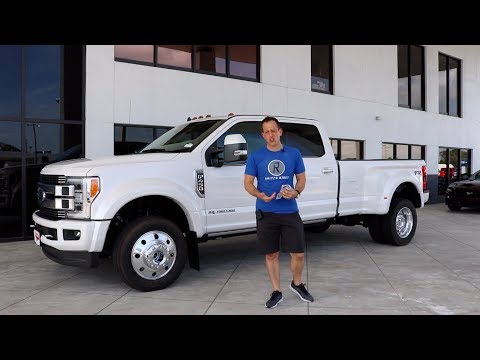Is the  Ford Super Duty F- Limited the KING of all TRUCKS?- Raiti&#;s Rides
