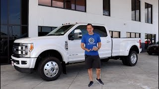 Is the 2019 Ford Super Duty F-450 Limited the KING of all TRUCKS?- Raiti's Rides